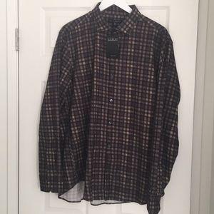 Robert Barakett Coquitlam Woven Shirt
